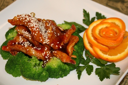 honey sesame chicken pic for web