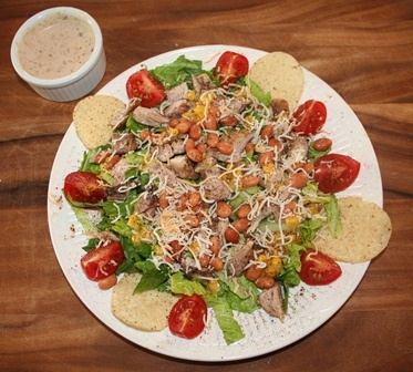 pic of Mexican inspired salad for web